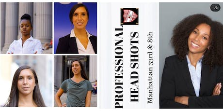 Professional & Business Career Headshots tickets
