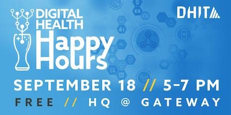 Digital Health Happy Hour - Raleigh tickets