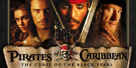 Pirates of the Caribbean - the curse of the black pearl tickets