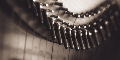Music at Midday: Xenia Horne - Harp