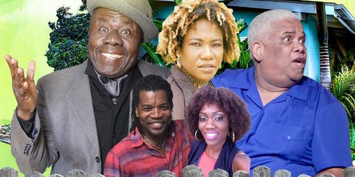 THE ICONIC OLIVER SAMUELS and Friends Performs in Houston THIS OCTOBER!