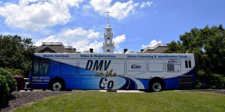 DMV On The Go tickets