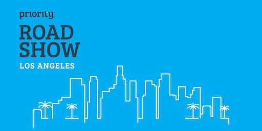 Priority Roadshow - Los Angeles