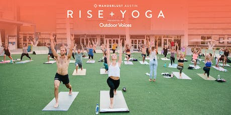 Rise + Yoga: Fall Series at the Domain tickets