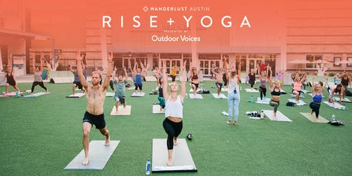 Rise + Yoga: Fall Series at the Domain