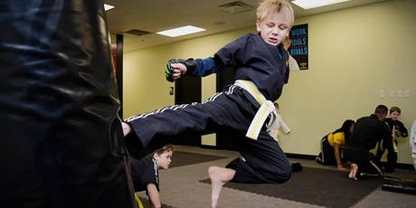 Free Karate for Concentration Workshop! tickets