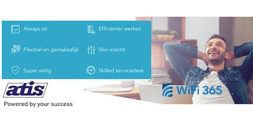 Lever Wi-Fi as a Service, schaalbaar, pay per user, volledig ontzorgd