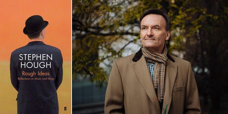 Rough Ideas: Stephen Hough and James Jolly tickets