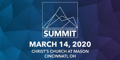 2020 Center for Church Leadership Summit