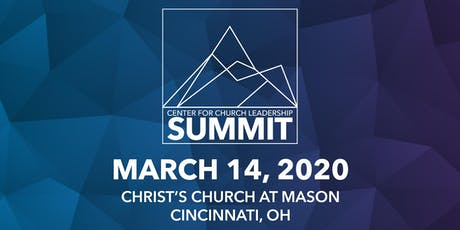 2020 Center for Church Leadership Summit tickets