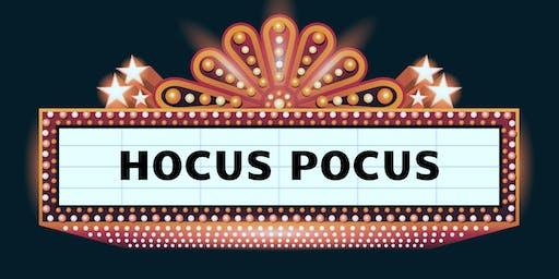 Sapphire Movie Night: Hocus Pocus (10/28/19)