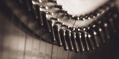Music at Midday - Harpist Zoe Anderton