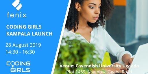 Coding Girls Kampala Meetup