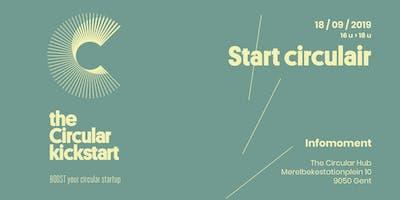 Circular Kickstart Infomoment
