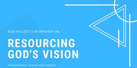 Resourcing God's Vision tickets