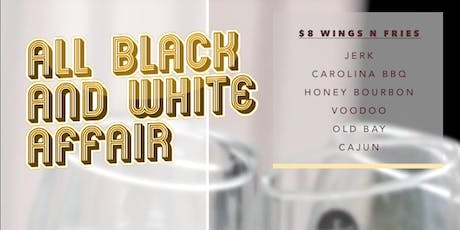 ALL BLACK AND WHITE AFFAIR tickets