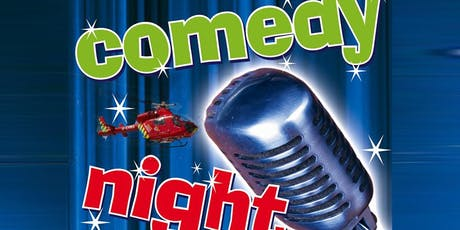 Comedy Night in aid of London's Air Ambulance Charity tickets