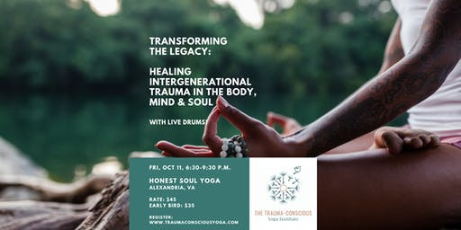 Transforming the Legacy: Healing Intergenerational Trauma in the Body