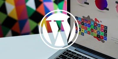 Opleiding content input in WordPress