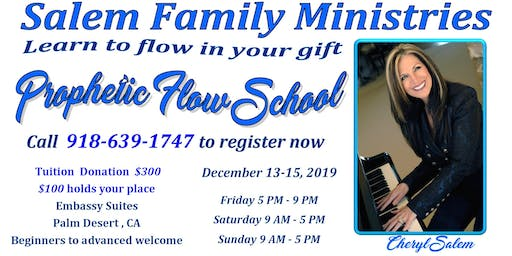 Salem Family Ministries Prophetic Flow School