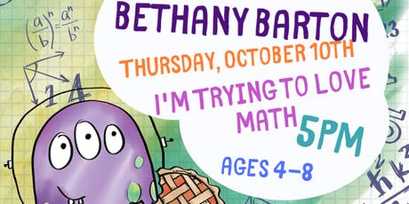 Kids Event with Bethany Barton! tickets