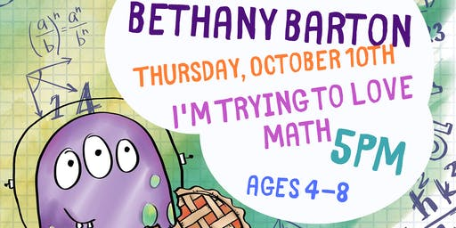 Kids Event with Bethany Barton!