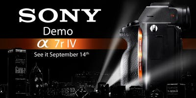 Sony Demo Day