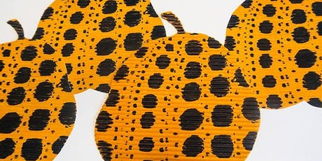Yayoi Kusama Halloween Workshop | Aisling Phelan tickets