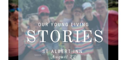 Our Young Living Stories and Essential Oil Basics- September