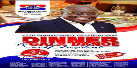 NPP Canada's 25th Anniversary Celebrations tickets