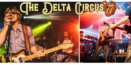 DELTA CIRCUS a Tribute to the Rolling Stones