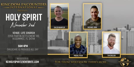 Kingdom Encounters International presents: Holy Spirit tickets