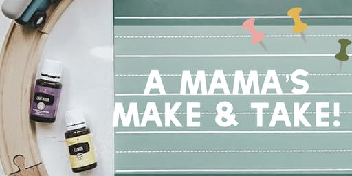 A Mama's Make & Take for Back to School