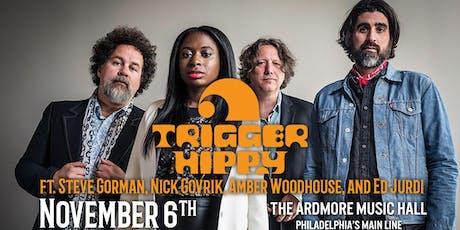 Trigger Hippy ft. Steve Gorman, Nick Govrik, Amber Woodhouse, and Ed Jurdi tickets