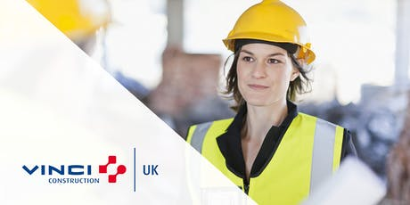 VINCI Construction UK Ltd Supplier Engagement Day - Swansea tickets