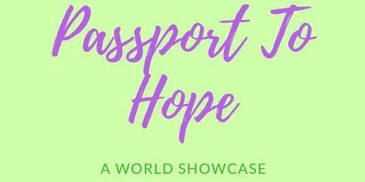 Passport To Hope Dinner