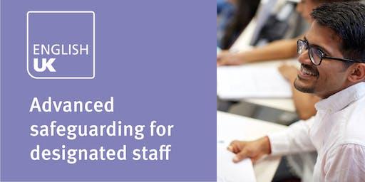 Advanced safeguarding for designated staff in ELT (formerly level 2) - Liverpool 28 April