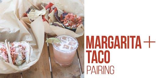 Margarita + Taco Pairing: Day 1!