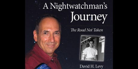 David Levy - A Nightwatchman's Journey tickets