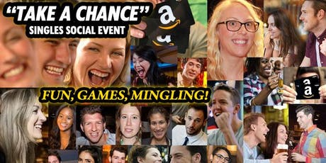 """Take A Chance"" Singles Social Game Night tickets"