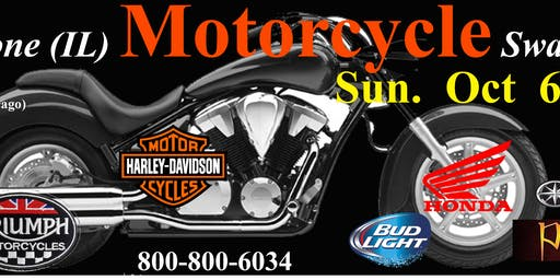35th Annual Peotone-IL Motorcycle Swap Meet