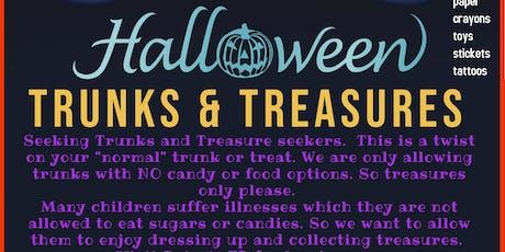 Trunk & Treasures tickets