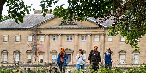 Rescheduled - Night Run-Experience Nostell in a Different Light