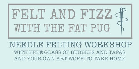 Fizz and Felt Work Shop tickets