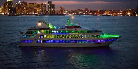 #1 NYC Cruise on Hornblower's Mega Yacht INFINITY - Boat Party Manhattan tickets