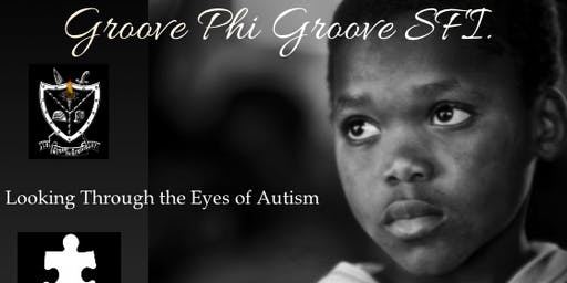 GPHIG SFI. - Looking Through the Eyes of Autism - Black & White Banquet