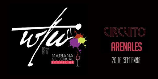 Wine tour urbano by Mariana Gil Juncal - Circuito Arenales