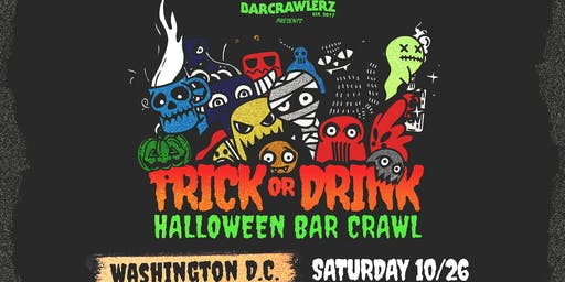 Trick or Drink: D.C. Halloween Bar Crawl