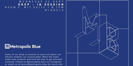 Metropolis Blue - Drop In Session (ACM Clapham) tickets