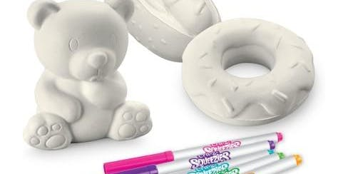 Creation Lab: Color Your Own Squishy
